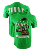 Torque Urijah Faber TUF 17 Mens Walkout Shirt EXCLUSIVE KELLY GREEN