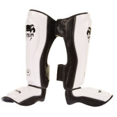 Venum Competition Standup Shinguards 2.0 WHITE