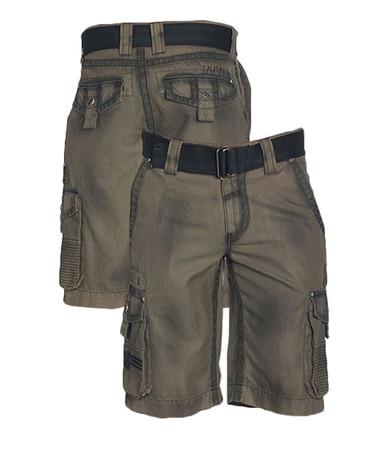 Affliction Wild Law Cargo Shorts