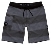 RVCA Youth Civil Stripe Boardshorts