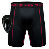 Triumph United Compression Shorts with Cup