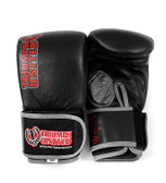 Triumph United Death star Black Bag Gloves