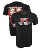 UFC Fox 19 Event Shirt Dos Santos, Miocic, Overeem, Nate Diaz, Rafael Dos Anjos