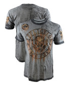 Affliction Shockwave Rust Shirt