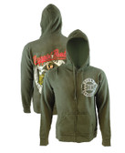 Enlisted Nine Droppin' Bombs Pullover Hoodie