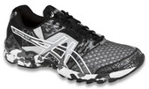 Asics GEL-NOOSA TRI™ 8 Mens Running Shoes (Storm/Lightning/Black)