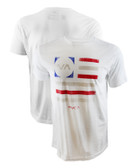 RVCA VA Flag Shirt
