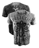 Affliction Fragmented Reversible Shirt