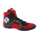 Clinch Gear Reign Red/Black Wrestling Shoes