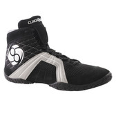 Clinch Gear Reign Black/Grey/White Wrestling Shoes