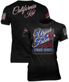 Torque Urijah Faber UFC 169 WOMENS Walkout Shirt