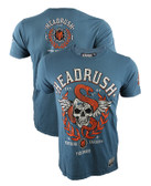 Headrush Snake Skull Shirt