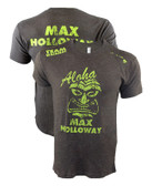 Max Holloway Team Waianae Signature Shirt