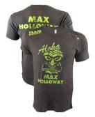Max Holloway Team Waianae Signature Shirt
