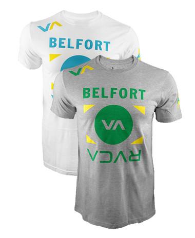 RVCA Vitor Belfort Flag Shirt