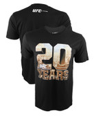 UFC 20th Anniversary Shirt