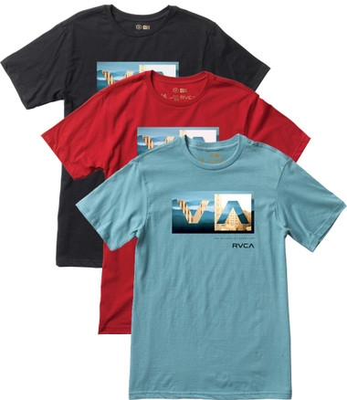 RVCA Cover Box Shirt