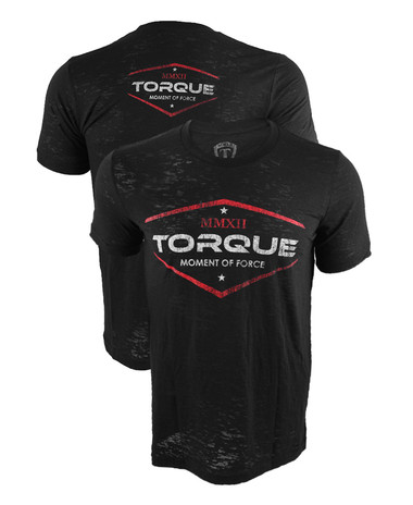 Torque Moment of Force Burnout Shirt
