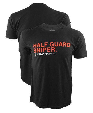 Triumph United Half Guard Sniper Shirt