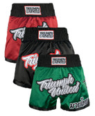Triumph United Muay Thai Shorts