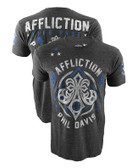 Affliction Phil Davis Authority Shirt