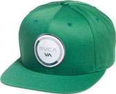 RVCA Two Tone Snapback Hat