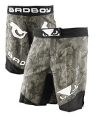 Bad Boy Legacy II Short - Camo Grey