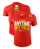 Throwdown Anytime Any Field Aldon Smith Shirt