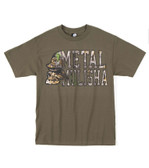 Metal Mulisha Realtree Lockup Shirt