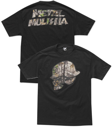 Metal Mulisha Realtree Hide Shirt