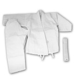 Karate Gi w/ Belt