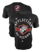 Affliction Team St. Pierre Shirt