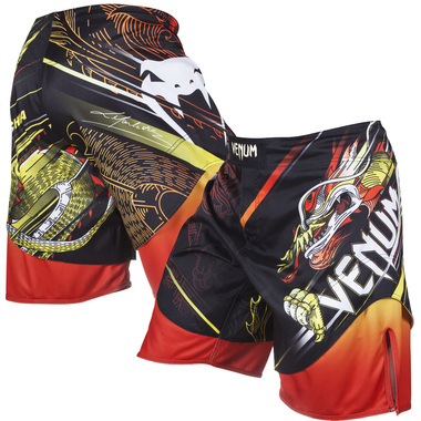 Venum UFC 175 Lyoto Machida Tatsu King Fight Shorts