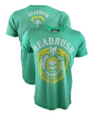 Headrush Brazil Green Shirt