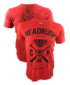 Headrush HR Skull Bats Shirt