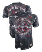 Affliction AC Chopped Tape Shirt