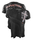 Affliction Centrifugal Henley Shirt