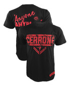 Iron Addiction Cowboy Cerrone Anyone Anyplace Anytime Shirt