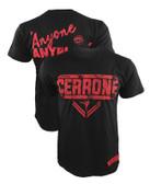 Iron Addiction Cowboy Cerrone Anyone Anyplace Anytime Shirt