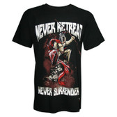 Throwdown Never Retreat Shirt