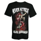 Throwdown Never Retreat Shirt