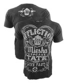 Affliction Miesha Tate Mens Walkout Shirt