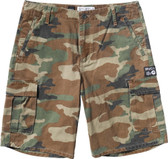 RVCA Trafficker ANP Camo Shorts