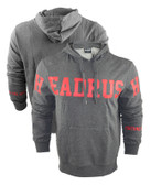 Headrush Cross Over Pullover Hoodie