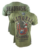Headrush Liddell Collection Screaming Eagle Shirt