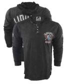 Headrush Liddell Collection Chosen Few Long Sleeve Hooded Shirt