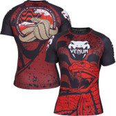 "Buy A Venum ""Absolute"" Crimson Viper Short Sleeve Rashguard"
