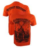 Iron Addiction Cowboy Cerrone Midnight Shirt