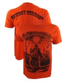 Iron Addiction Cowboy Cerrone Midnight Shirt