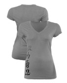 Jaco Womens Kanji Performance V-Neck